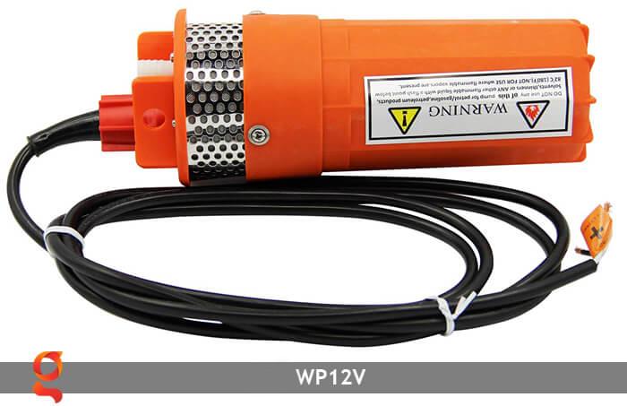 Máy bơm nước chạy năng lượng mặt trời WP12V 4