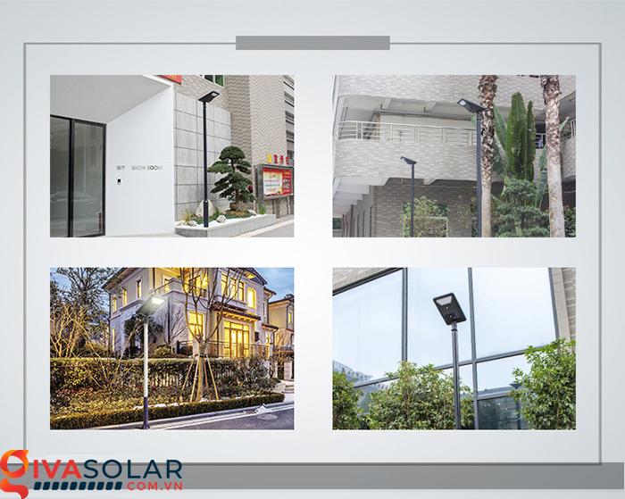 Đèn năng lượng mặt trời có những loại nào được bán trên thị trường 1