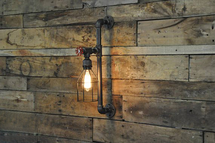 16 cách làm đèn trang trí handmade bằng các vật liệu công nghiệp cực đẹp 1
