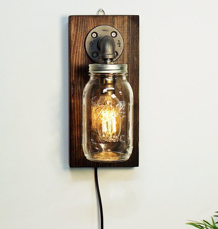 16 cách làm đèn trang trí handmade bằng các vật liệu công nghiệp cực đẹp 12