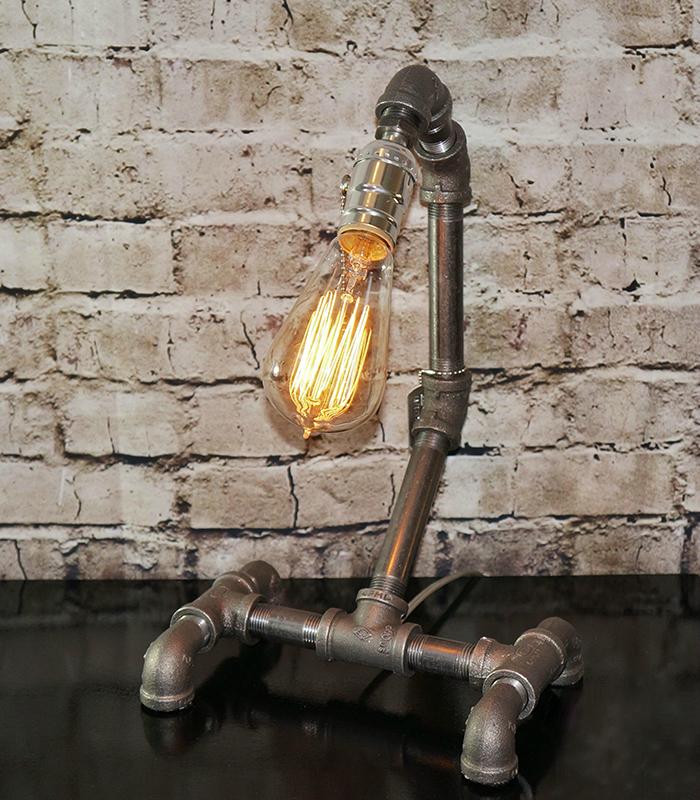 16 cách làm đèn trang trí handmade bằng các vật liệu công nghiệp cực đẹp 13