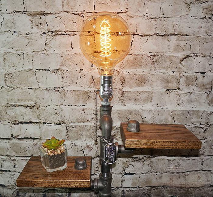 16 cách làm đèn trang trí handmade bằng các vật liệu công nghiệp cực đẹp 14