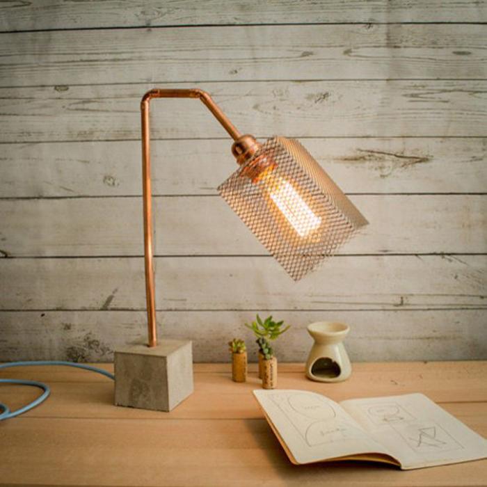 16 cách làm đèn trang trí handmade bằng các vật liệu công nghiệp cực đẹp 16
