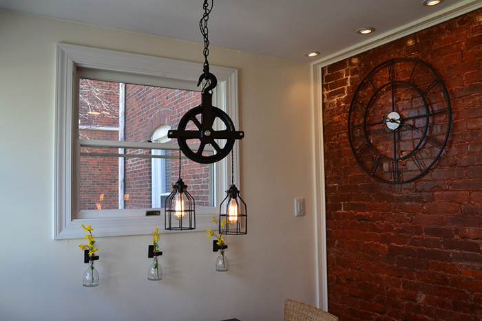 16 cách làm đèn trang trí handmade bằng các vật liệu công nghiệp cực đẹp 2