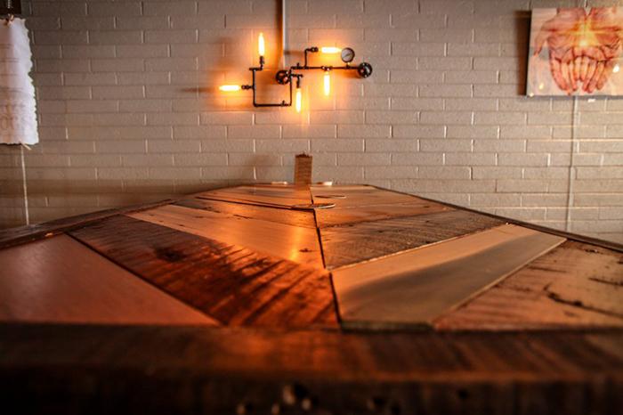 16 cách làm đèn trang trí handmade bằng các vật liệu công nghiệp cực đẹp 9