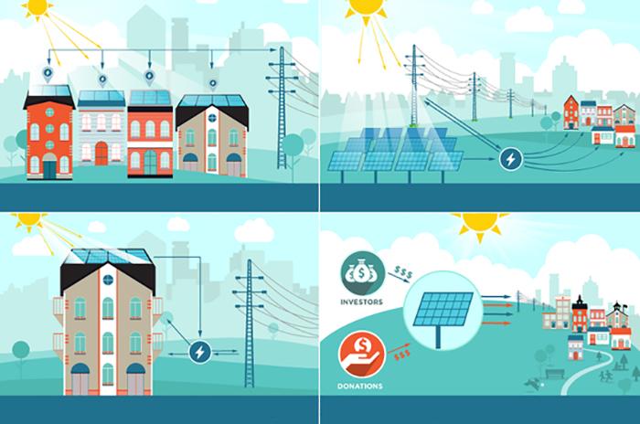 8 lợi ích tuyệt với nhất của việc lắp đặt hệ thống năng lượng mặt trời 4