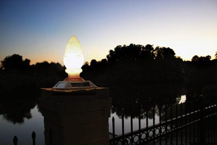 Cách sử dụng đèn LED trang trí để chiếu sáng không gian ngoài trời của bạn 1