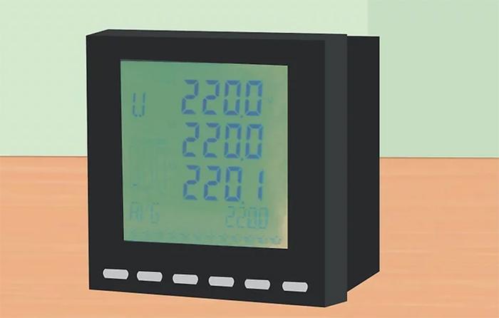 Chi tiết cách tính công suất tiêu thụ điện (kwh) hàng tháng, hàng năm 3