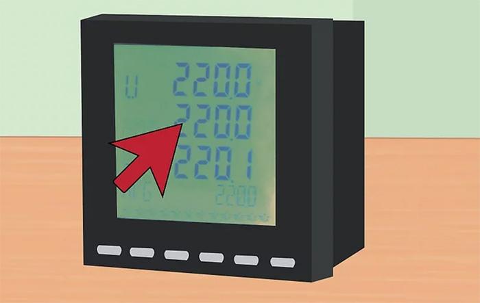 Chi tiết cách tính công suất tiêu thụ điện (kwh) hàng tháng, hàng năm 5