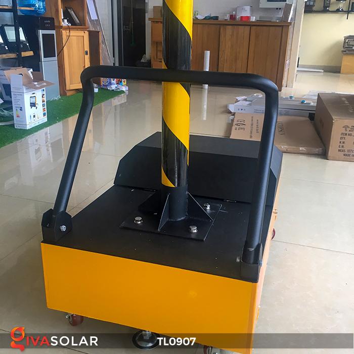 Cây đèn tín hiệu giao thông năng lượng mặt trời TL0907 16