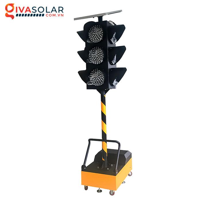 Cây đèn tín hiệu giao thông năng lượng mặt trời TL0907