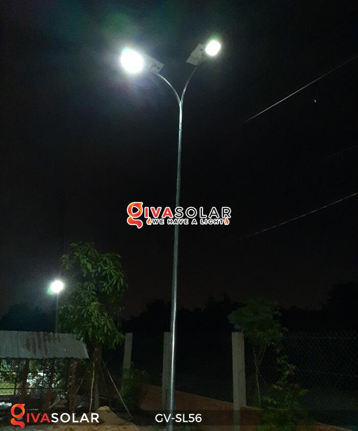Đèn đường LED năng lượng mặt trời SL56 16