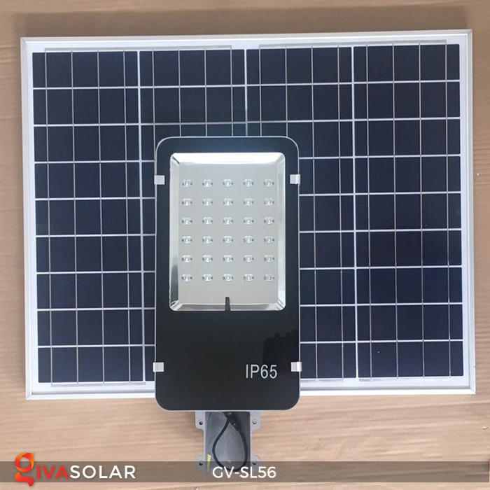 Đèn đường LED năng lượng mặt trời SL56 2