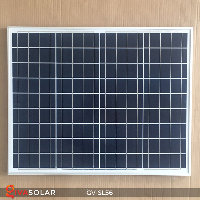 Đèn đường LED năng lượng mặt trời SL56 6