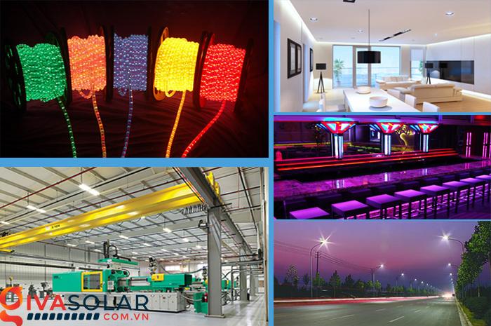 Đèn LED là gì? Những vấn đề bạn cần biết về đèn LED 3