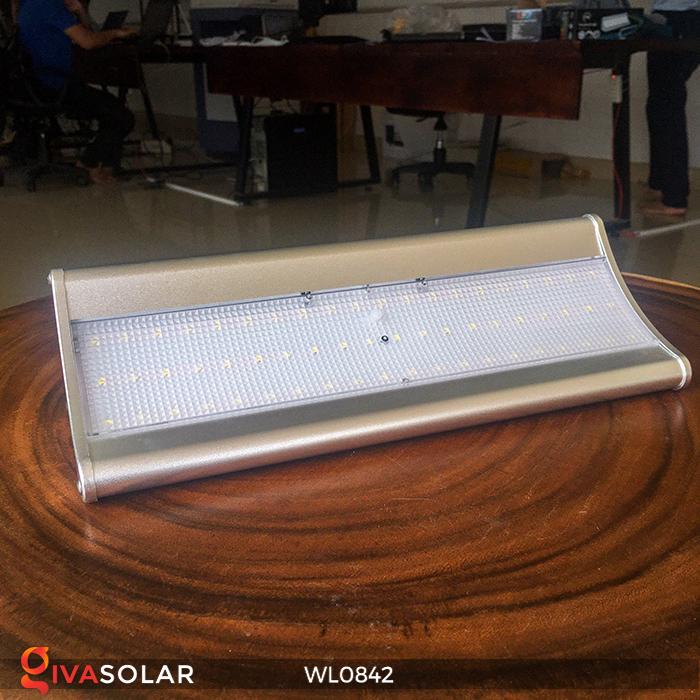 Đèn năng lượng mặt trời gắn tường WL0842 10
