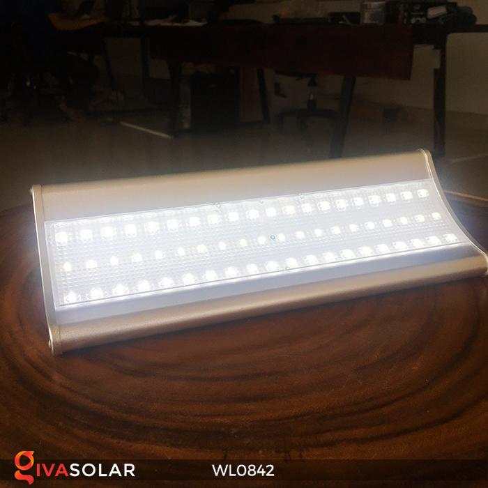 Đèn năng lượng mặt trời gắn tường WL0842 11
