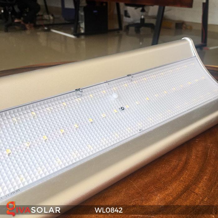 Đèn năng lượng mặt trời gắn tường WL0842 13