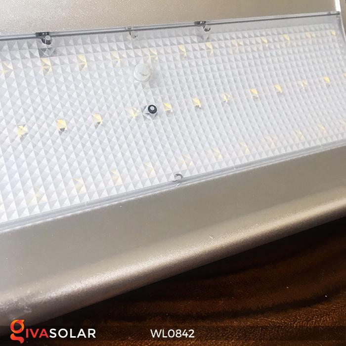 Đèn năng lượng mặt trời gắn tường WL0842 14