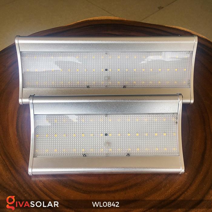 Đèn năng lượng mặt trời gắn tường WL0842 2