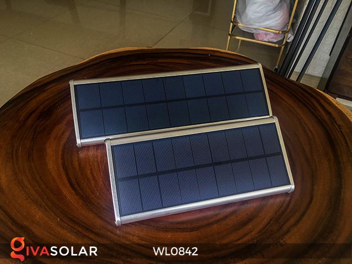 Đèn năng lượng mặt trời gắn tường WL0842 4
