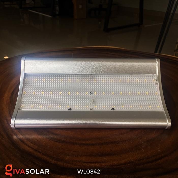 Đèn năng lượng mặt trời gắn tường WL0842 5
