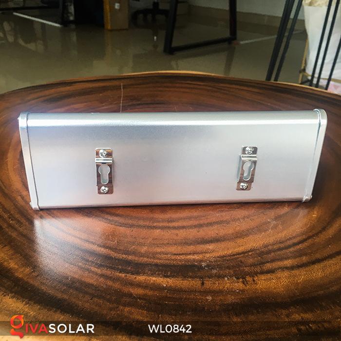 Đèn năng lượng mặt trời gắn tường WL0842 7