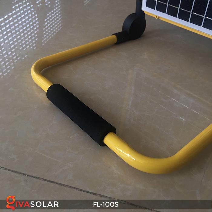 Đèn pha sạc năng lượng mặt trời FL-100S 13