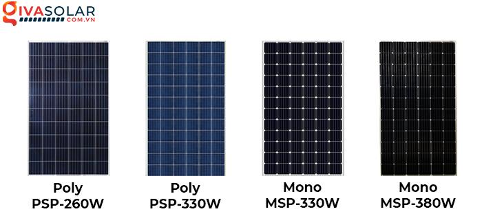 Giá tấm pin năng lượng mặt trời tại Việt Nam năm 2019 2