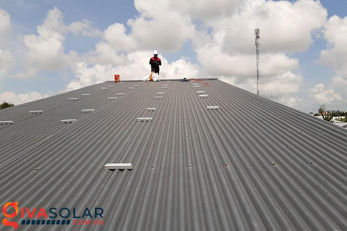 Hoàn thành hệ thống năng lượng mặt trời 4 kW tại Cần Thơ 3