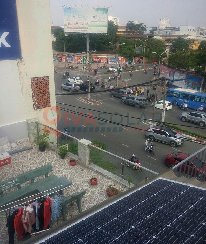 Hoàn thành lắp đặt hệ thống điện mặt trời 3kW tại Tân Phú 4