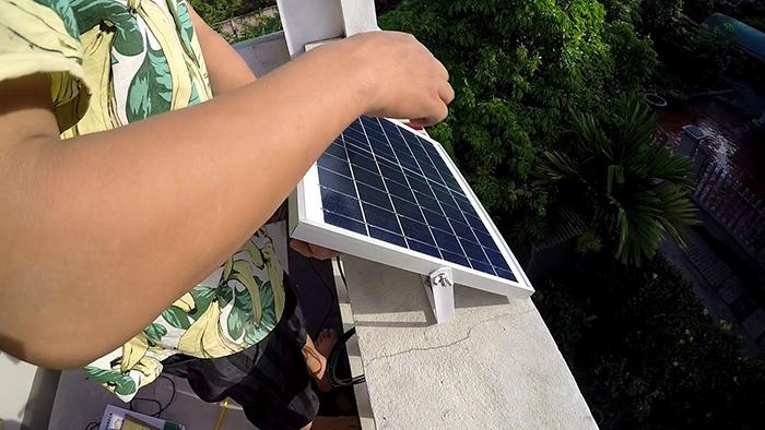 Lợi ích của việc lựa chọn đèn năng lượng mặt trời 2