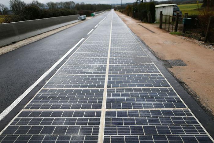 Những con đường năng lượng mặt trời: Chúng có thật sự hiệu quả? 1