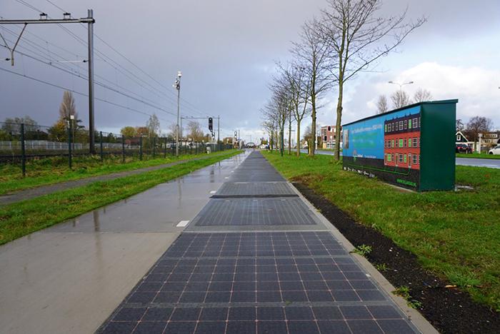 Những con đường năng lượng mặt trời: Chúng có thật sự hiệu quả? 2