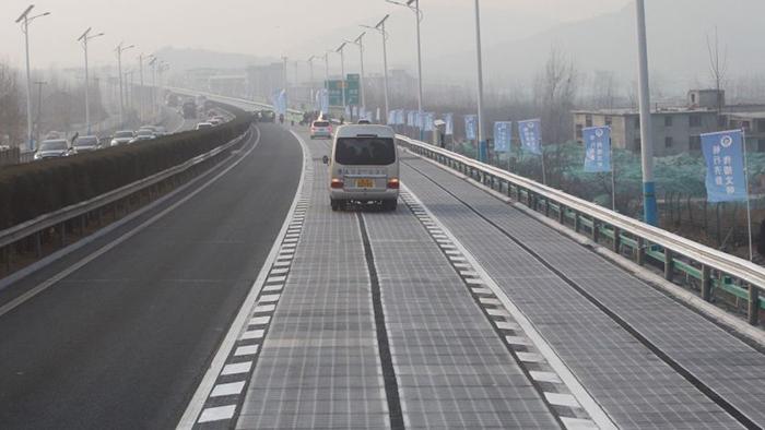 Những con đường năng lượng mặt trời: Chúng có thật sự hiệu quả? 3