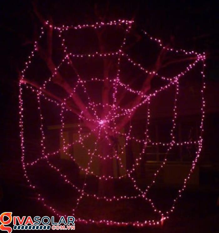Trang trí halloween handmade với đèn năng lượng mặt trời vô cùng đơn giản 1