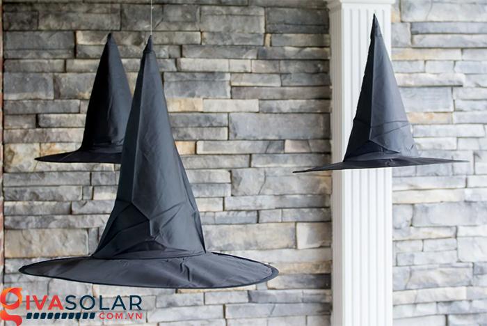 Trang trí halloween handmade với đèn năng lượng mặt trời vô cùng đơn giản 3