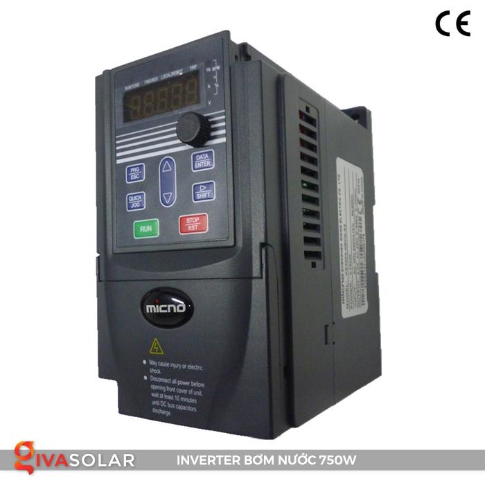 Bộ biến tần cho hệ thống bơm nước mặt trời KE300A-0R7G-S2 2