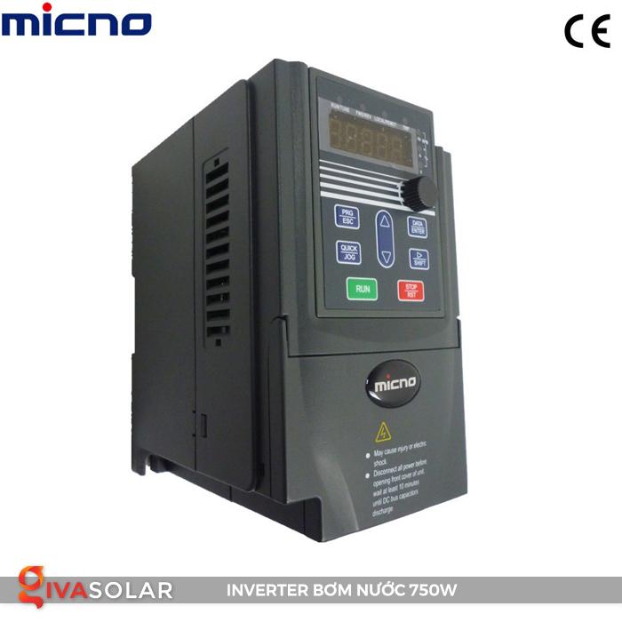 Bộ biến tần cho hệ thống bơm nước mặt trời KE300A-0R7G-S2 3