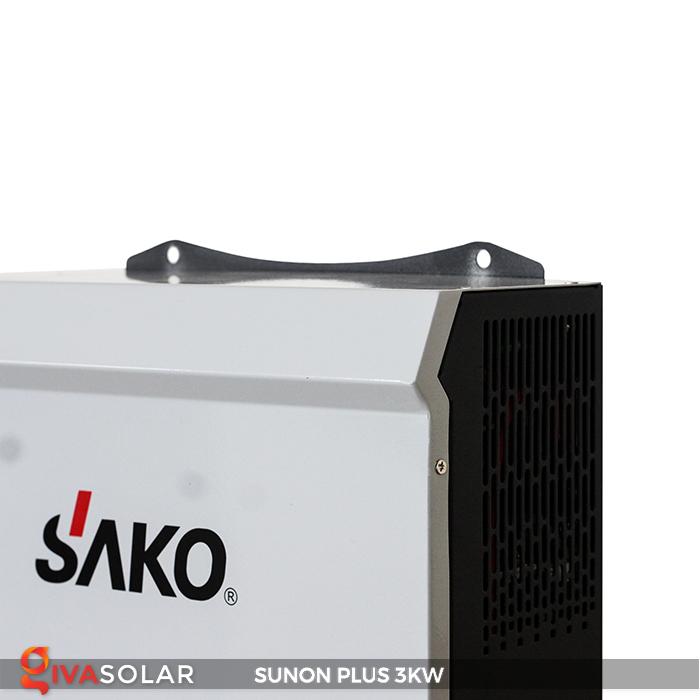 Bộ inverter năng lượng mặt trời Sako SUNON-PLUS 3kW 3