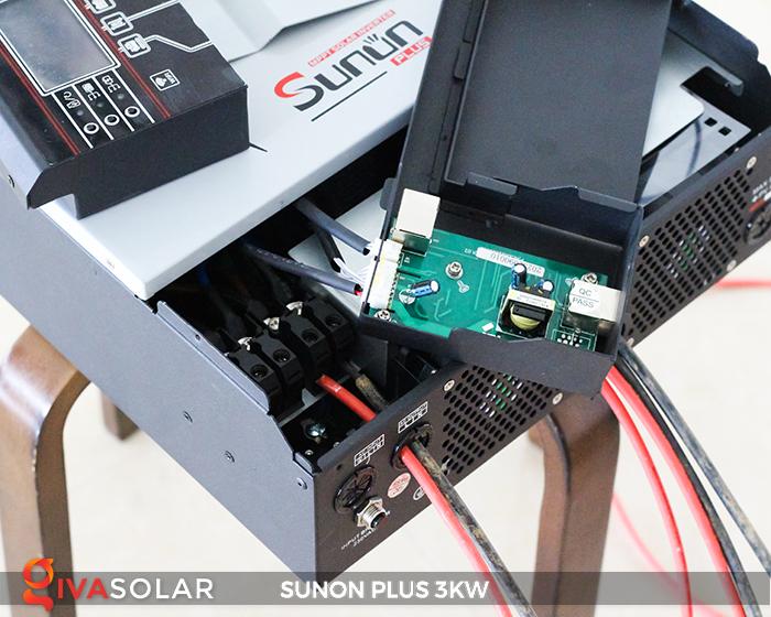 Bộ inverter năng lượng mặt trời Sako SUNON-PLUS 3kW 9