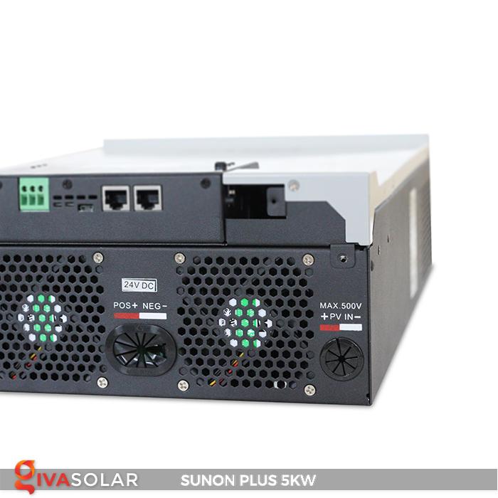 Bộ kích điện inverter Sunon-plus 5kW/48V 12