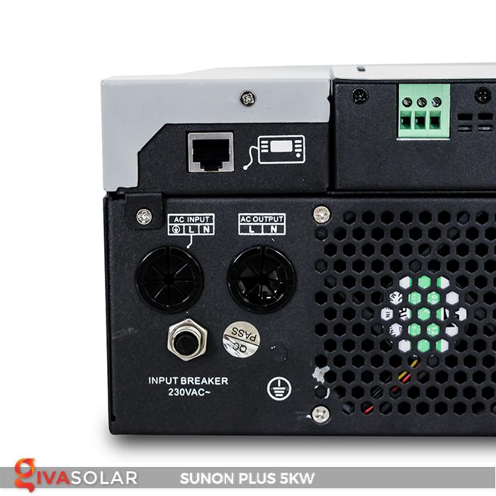 Bộ kích điện inverter Sunon-plus 5kW/48V 13