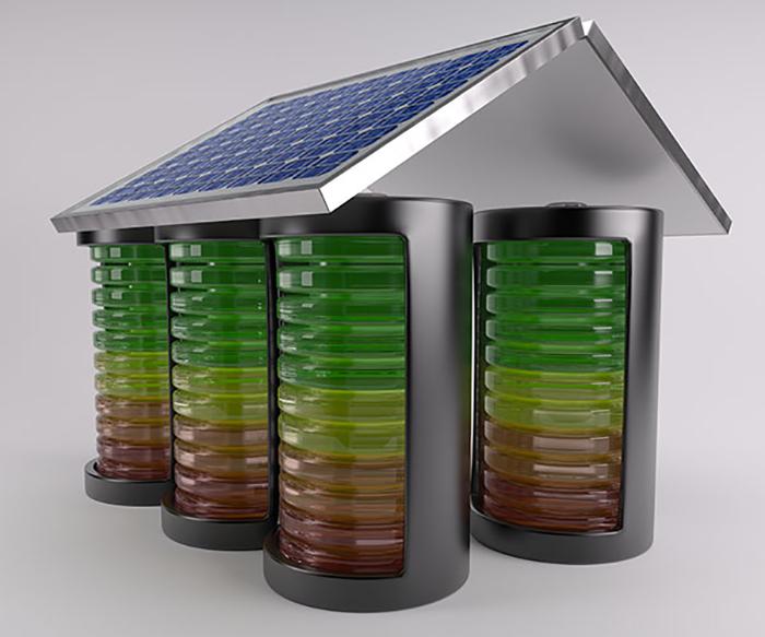 Cách định cỡ pin lưu trữ cho đèn đường năng lượng mặt trời 1