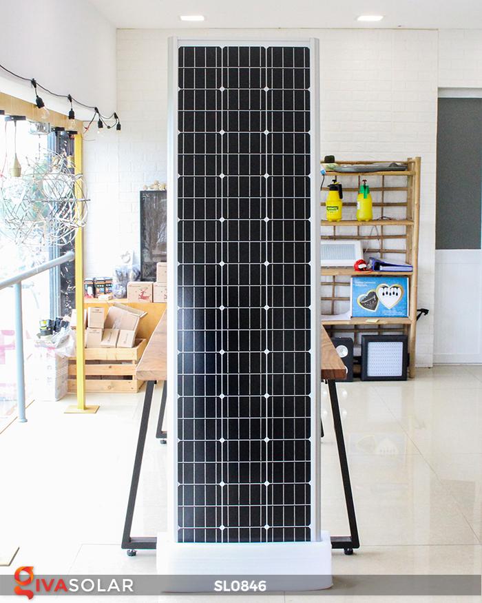 Đèn đường kích thước khủng năng lượng mặt trời SL0846 4