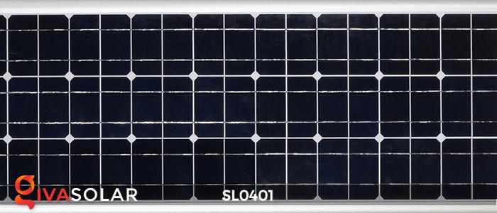 Đèn đường LED cao cấp năng lượng mặt trời SL0401 10