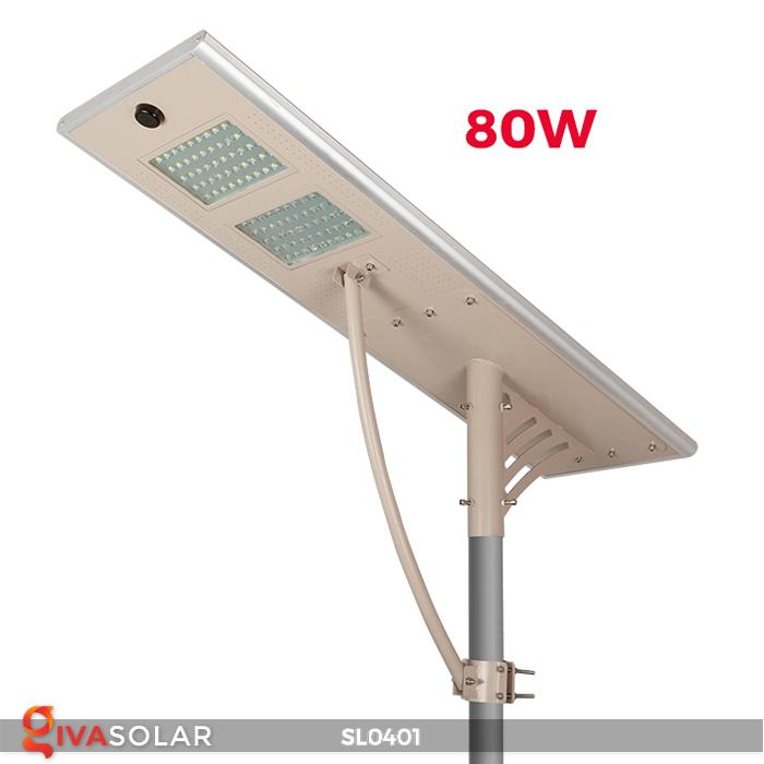 Đèn đường LED cao cấp năng lượng mặt trời SL0401 3