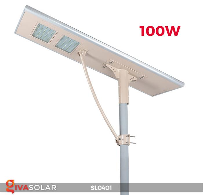 Đèn đường LED cao cấp năng lượng mặt trời SL0401 4