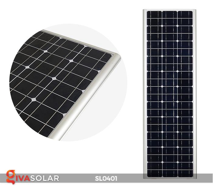 Đèn đường LED cao cấp năng lượng mặt trời SL0401 6