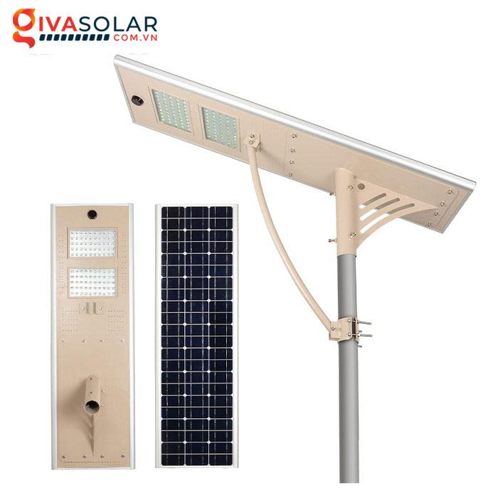 Đèn đường LED cao cấp năng lượng mặt trời SL0401